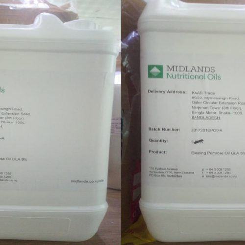 Midland Nutritional Oil