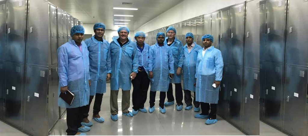 Visit Opsonin Factory with Ralco USA